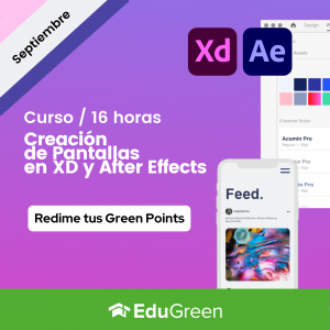 CURSOS AFTER EFFECTS Y XD